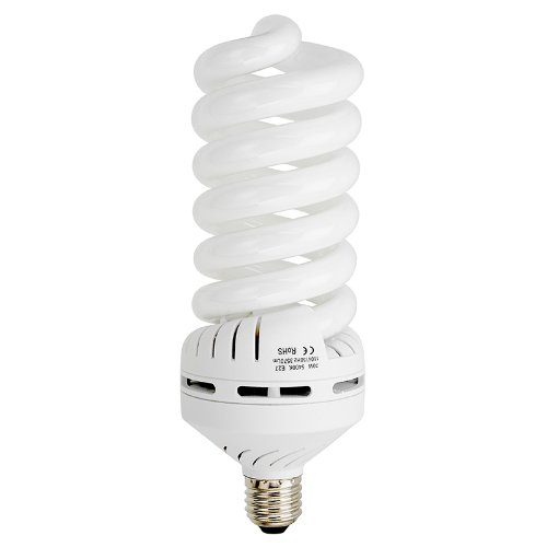 Fotodiox 70w Daylight Compact Fluorescent Light Bulb Cfl Full Spectrum Daylight White Buy