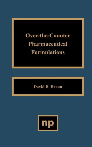 Over the Counter Pharmaceutical Formulations