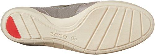 ECCO Bluma, Women's Cold Lined Low House Shoes Wild Dove/Concrete (Wild Dove/Concrete56393)