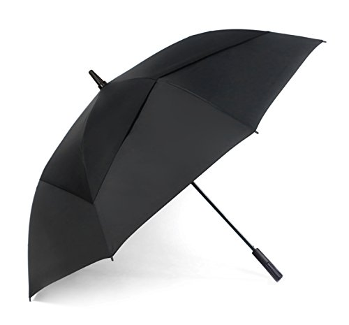 Umenice Auto Open Windproof Golf Umbrella Large Size UUG-62B