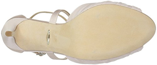 Badgley Mischka Women's Sadie Heeled Sandal Light Pink fyirhpYTDA