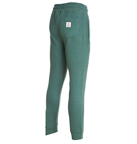 Franklin & Marshall Joggers Uomo PFMCA340YMW16GREEN Cotone Verde