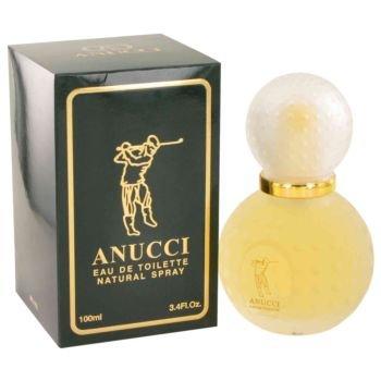 Anucci Eau De Toilette Spray 3.4 Ounce Men