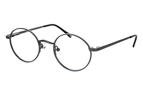 John Lennon JL 310 Mens Eyeglass Frames - - Eyeglasses Pewter
