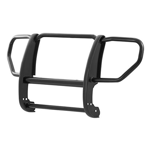 ARIES 1051 1-1/2-Inch Black Steel Grill Guard Select Jeep Liberty