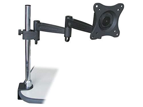 Monoprice 3-Way Adjustable Tilting Monitor Desk Mount Bracket (106421)