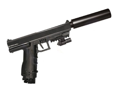 Tiberius Arms T8.1 Paintball Pistol Socom (Tiberius Paintball Pistols)