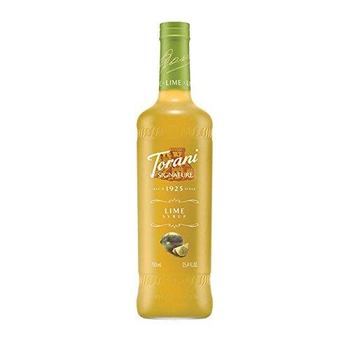 Torani Signature Lime Syrup by Torani
