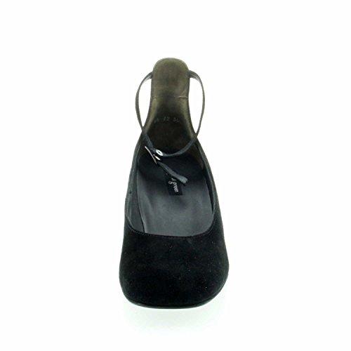 Pour Paul Femme 018 Green 3344 Escarpins Noir qIzwApI