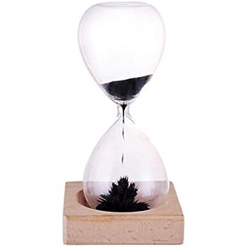 Amazon.com: Awaglass Hand-blown Timer Magnet Hourglass ...