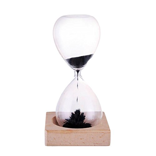 MAYMII Hand blown Magnetic Hourglass Decoration product image
