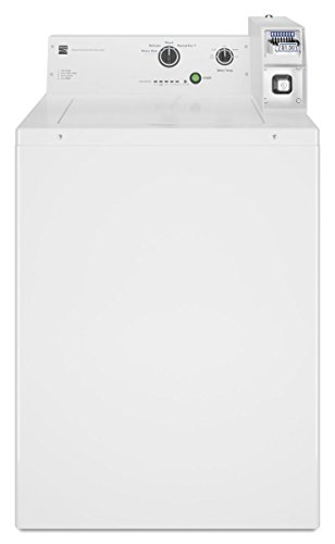 Kenmore 27022 3.3 cu. ft. Coin-Operated Top-Load Washer, White