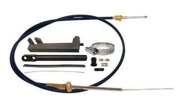 MERCRUISER ALPHA ONE SHIFT CABLE ASSEMBLY KIT (NEW STYLE) | GLM Part Number: 21451; Sierra Part Number: 18-2190; Mercury Part Number: 865436A02 ()