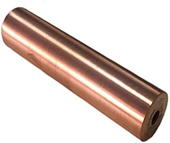 Reemplazo del Filtro de Agua Ánodo de Cobre para purificador de ionizador de Piscina Solar Purificadores sin Cloro: Amazon.es: Hogar
