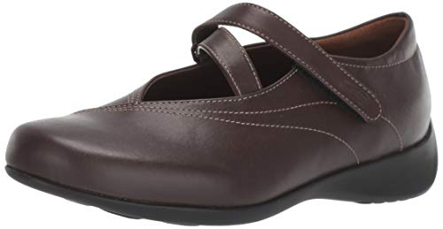 Wolky Passion, Cafe Smooth Leather, 37 (US Women's 5.5-6) B - Medium