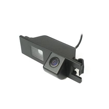 4 LED Car Rear View Reverse Camera For Opel Astra H J Corsa Meriva Vectra Zafira