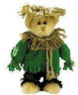 TY Attic Treasure - ALFALFA the Scarecrow Bear