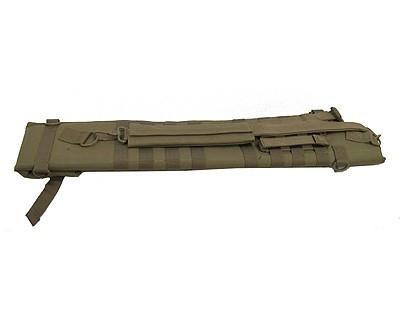 VISM by NcStar Tactical Shotgun Scabbard, Tan (CVSCB2917T), Outdoor Stuffs