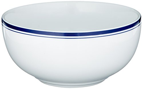 Blue 12-Ounce Fruit Cereal Bowl ()