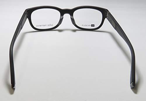 e8d52ad5af John Varvatos V337AF Mens Womens Designer Full-rim Flexible Hinges Gorgeous  Demo Lens Sleek