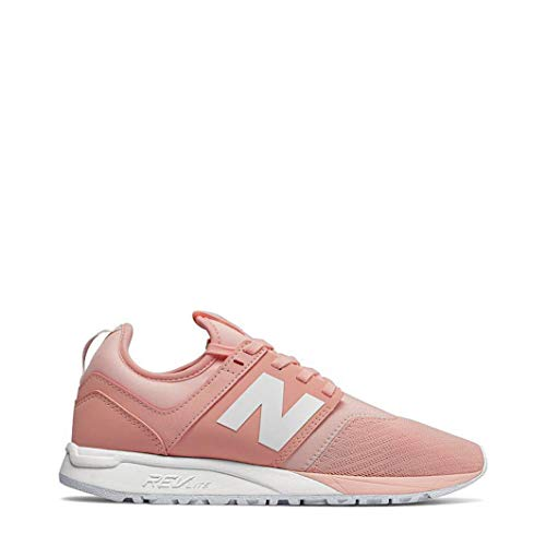 Rosa Nero Donna 247 Balance Sneaker New WxqwSz780