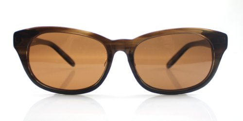 AF900-C4: Asian Fit Round Simple Fashionable Sunglasses
