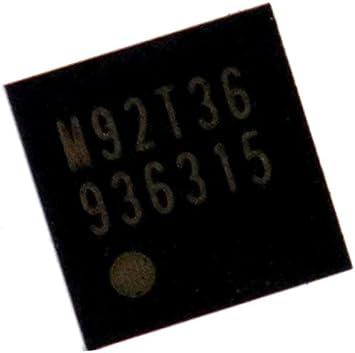 M92T36 M92T36 - Chip de Control de Carga de batería USB-C para ...