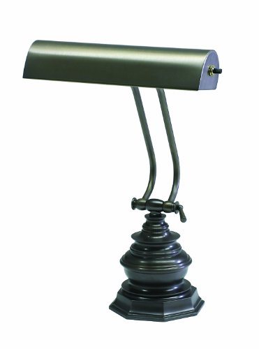 House Of Troy P10-111-MB Portable Desk/Piano Lamp, 14