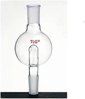 CHEM SCIENCE INC CS-A0282424 Rotary, Evaporator, Bump Trap, Anti-Splash, Top Joint 24/40, Bottom Joint 24/40, Capacity 100 mL