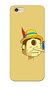Forever Collectibles Pinocchio Hard Snap-on Iphone 6 Plus Case With Design Made As Christmas's Gift