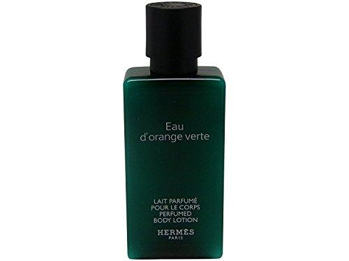 8.1 Ounces of Hermes d Orange Verte Body Lotion Six 1.35 Ounce Bottles