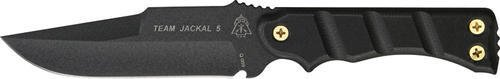 Tops Knives Team Jackal 5 Fixed Blade Knife