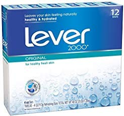 (Lever 2000 Bar Soap, Perfectly Fresh, 24 Count by Lever 2000)