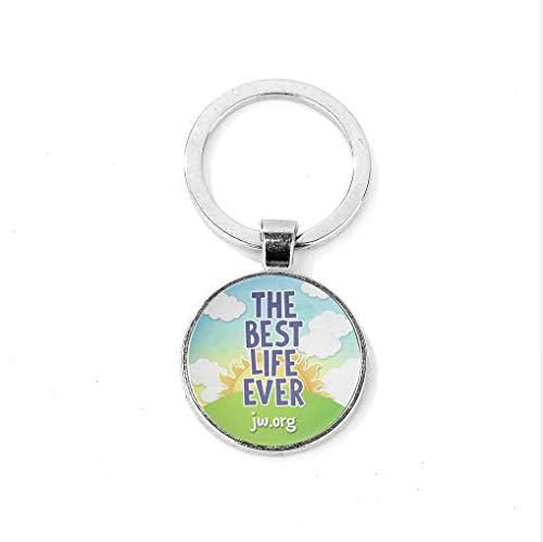 Jehovah's Witnesses Keychain