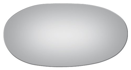 Buick Riviera Driver - 1995-1999 BUICK RIVIERA Flat, Driver Side Replacement Mirror Glass