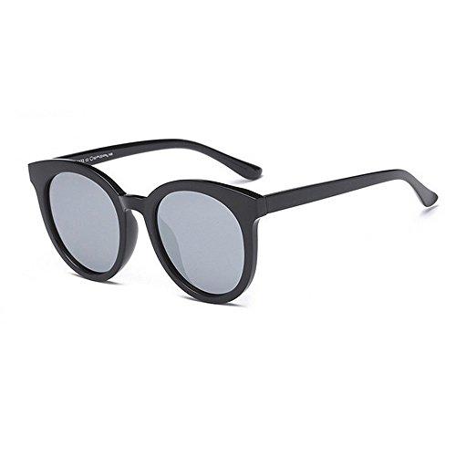 En Sol De Gafas Señoras Color Conductor Sol De Gafas Películas D Un Gafas Skinny Circular Sol Gafas Polarizadas JUNHONGZHANG Personales De wqtXzIA
