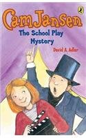 book cover of The School Play Mystery