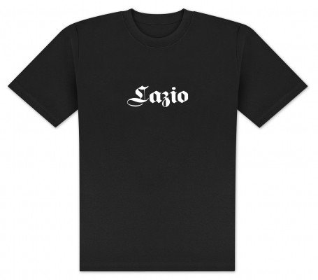 World of Football T-Shirt Lazio old 1c