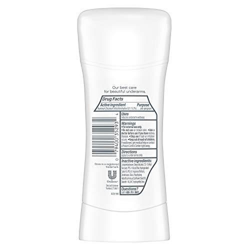 Dove Advanced Care Antiperspirant, Beauty Finish 2.6 oz