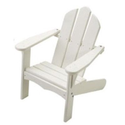 Merveilleux Personalized Kids Adirondack Chair Finish: White, Letter Finish: Apple Green