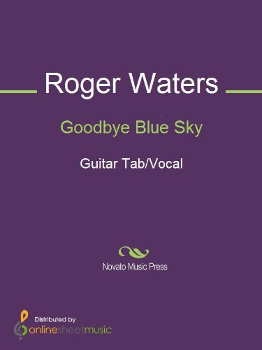 Goodbye Blue Sky Kindle Edition By Pink Floyd Roger
