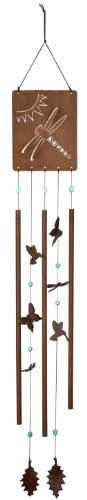 Cheap Woodstock Meadow Victorian Garden Chime- Décor Designs Collection