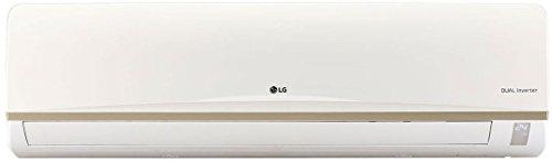 LG 2 Ton 3 Star Inverter Split AC (Copper, JS-Q24AUXA1, White)