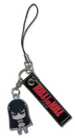 Cell Phone Charm - KILL la KILL - sd Satsuki Cellphone Strap