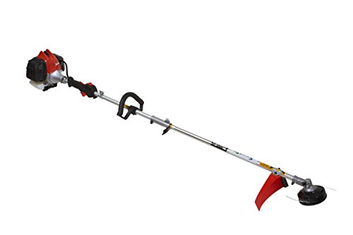 Tanaka TCG27EBDP 2-Cycle Split Shaft Gas String Commercial Grade Trimmer, (Tanaka Commercial Pole Hedge Trimmer)