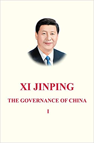 xi jinping the governance of china volume 1 english language