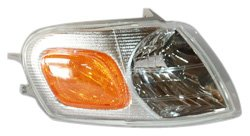 Side Marker Light Assembly Lamp (TYC 18-5029-01 Chevrolet/Oldsmobile/Pontiac Passenger Side Replacement Parking/Signal/Side Marker Lamp Assembly)
