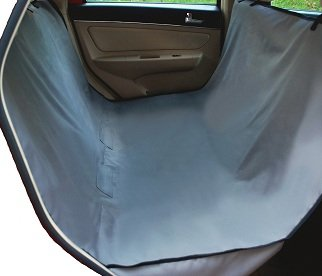 NAC&ZAC New Version X-large Hammock Pet Seat Cover for Trucks and PickUps with Seat Anchors, Nonslip, Extra Side Flaps, Waterproof & Machine Washable Best Crew Cab Truck