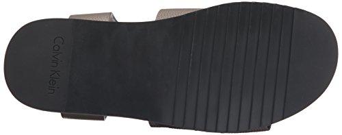 Calvin Klein Men's Colton Webbing Dress Sandal, Toffee, 9.5 M US by Calvin Klein (Image #3)