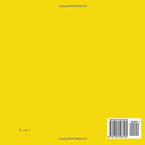Libro De Visitas Nuestro matrimonio para bodas decoracion accesorios ideas regalos matrimonio eventos firmas fiesta hogar ... x 21 cm Cubierta Amarillo ...